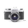 Pentax Spotmatic + 35mm f2.8 Lens