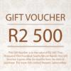 R2 500 Gift Voucher