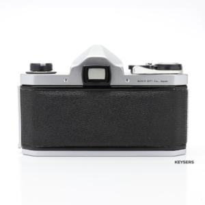 Pentax S1A   Super Takumar 55mm f2 M42 Lens