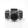 Zeiss Exakta + Carl Zeiss Jena 50mm f2.8 Lens