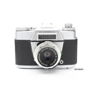 Voigtlander Bessamatic + 50mm f2.8 Lens