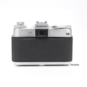 Voigtlander Bessamatic   50mm f2.8 Lens