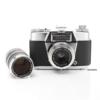 Voigtlander Bessamatic + Color-Skopar X 50mm f2.8 Lens + 135mm f4 Lens