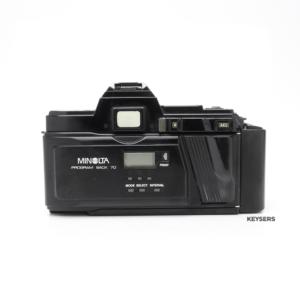 Minolta 7000AF   50mm f1.7 Lens
