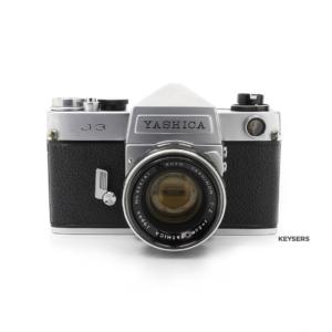 Yashika J3 + 50mm f2 M42 Lens