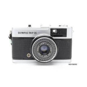 Olympus Trip 35 + 40mm f2.8