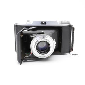 Voigtlander Bessa I 105mm f4.5 Vaskar Lens