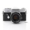 Canon Pellix + 50mm f1.8