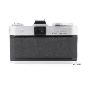 Canon Pellix   50mm f1.8