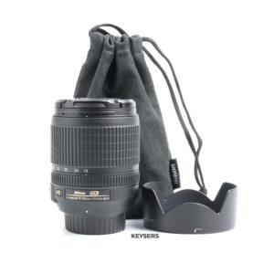 Nikon 18-105mm f3.5-5.6 G ED VR Lens