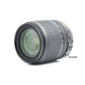 Nikon 18-105mm f3.5-5.6 G ED VR Lens (Front Side)