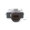 Minolta SR-T303 + Rokkor 135mm f2.8 Lens