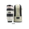 Canon 70-200mm EF F2.8 L Lens