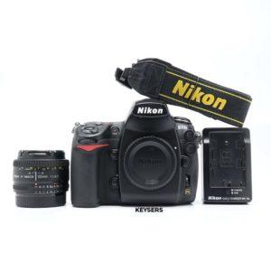 Nikon D700 Body + Nikon AF 50mm f1.8 D Lens