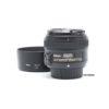 Nikon 50mm f1.8 G Lens