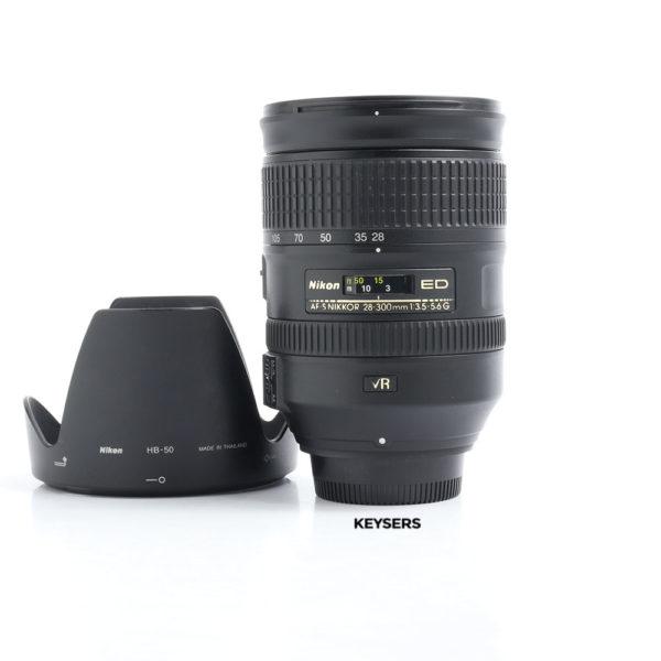 Nikon AF-S 28-300mm F3.5-5.6G VR Lens