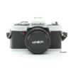 Minolta XG1 + 50mm f2 Lens