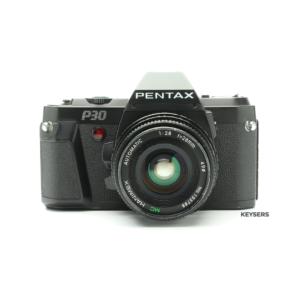 Pentax P30 + 28mm f2.8
