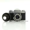 Zeiss Ikon ContaFlex 45mm f2.8 + 75mm f4 Lens