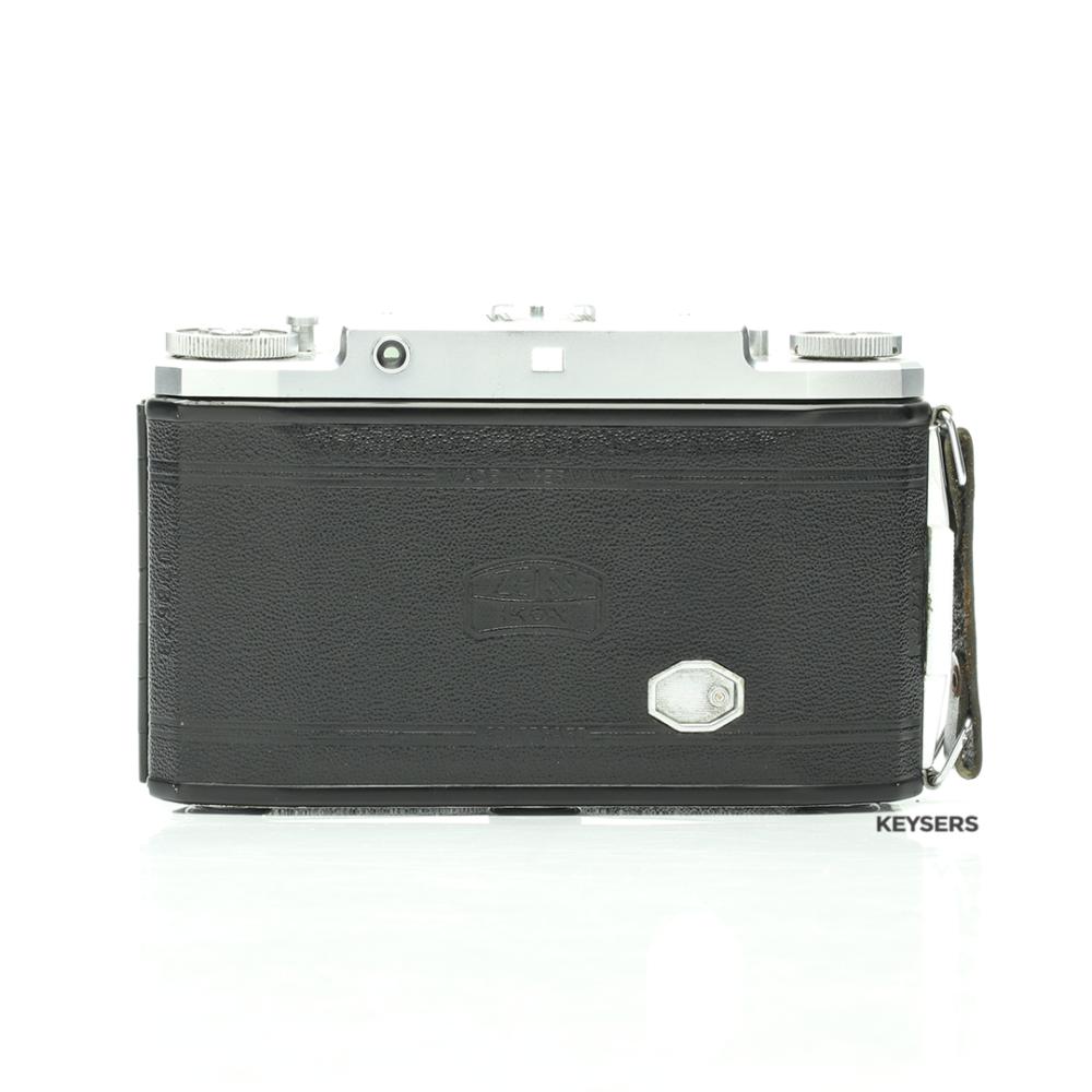 Zeiss Ikon Ikonta Prontor-SV + 105mm f4 5 Lens | Keysers