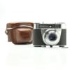 Kodak Retinette IA + 45mm f2.8 Lens