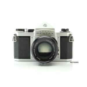 Pentax S1a + 55mm f1.8
