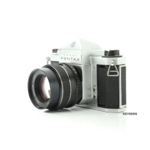 Pentax S1a   55mm f1.8
