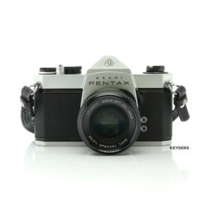 Pentax SP1000 + 55mm f2