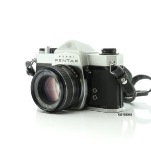 Pentax SP1000   55mm f2