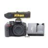 Nikon D5300 Body + Nikon 18-55mm f3.5-5.6 G VR Lens Bundle