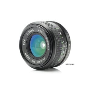 Elicar MC Zoom 28mm f2.8 Lens (Pentax PK Mount)
