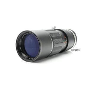 Minolta 300mm f5.5 Lens (M42 Mount)