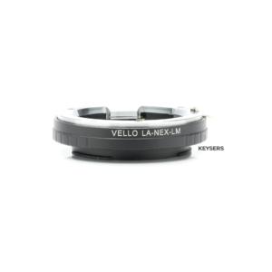 Vello Converter (Nikon to Leica M Mount)
