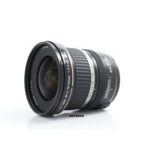 Canon 10-22mm EFS 3.5-4.5 USM