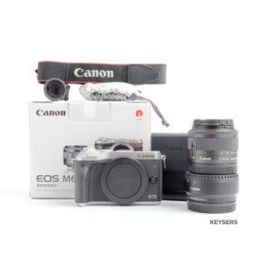 Canon M6 Bundle