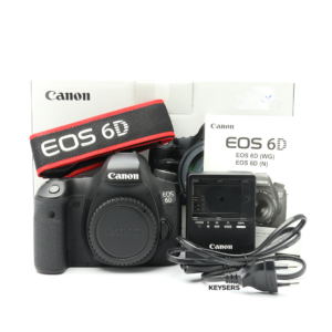 Canon 6D Body (Bundle)