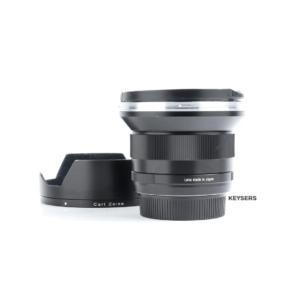 Carl Zeiss 18mm T*3.5 ZE Lens