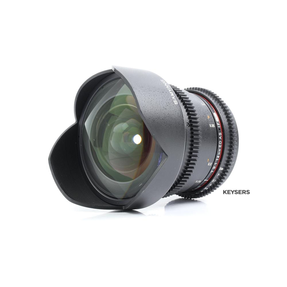 Samyang 14mm, 35mm and 50mm Film Bundle | Keysers