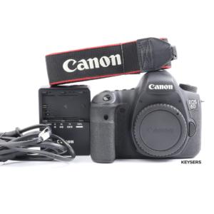 Canon 6D Body (Bundle)