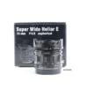 Voigtlander 15mm f4.5 Super wide Heliar E-mount (Bundle)