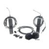 Sennheiser EW-100 Wireless Lapel Microphone Bundle