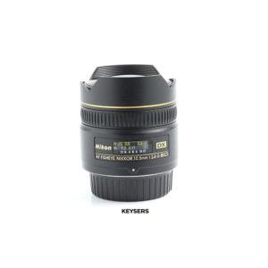 Nikon AF 10.5mm f2.8 G ED DX Fisheye Lens