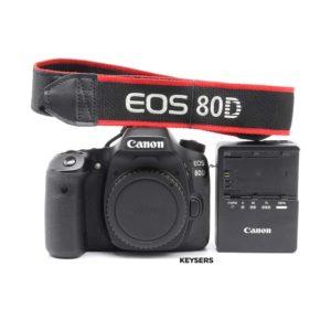 Canon 80D Body