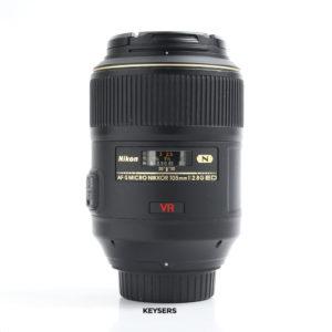 Nikon AF-S 105mm F 2.8G ED VR Micro Lens