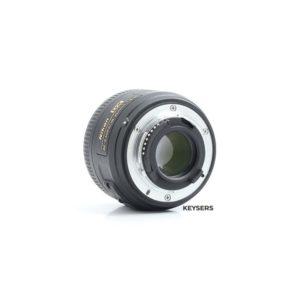 Nikon AF-S 35mm f1.8 G Lens (125)(Back Side)