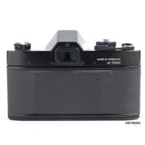 Rolleiflex SL35 Body   Carl Zeiss 50mm f1.8 Lens