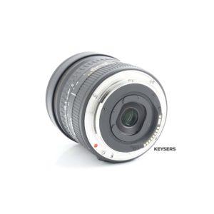 Sigma 8mm f3.5 DG Fisheye Lens for Canon (497) (Back Side)