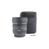 Sigma 8mm f3.5 DG Fisheye Lens (Canon Mount)