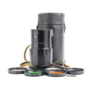 USSR 500mm f8 Vintage Lens (M4/3 Mount)