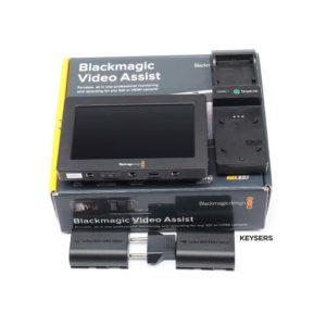 Blackmagic Video Assist Monitor